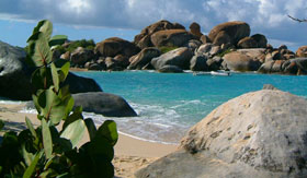Azamara Club Cruises - Virgin Gorda Beach