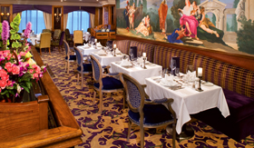 Azamara dining Discoveries