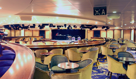 Azamara entertainment Cabaret Lounge