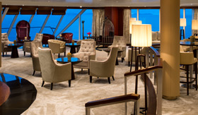 Azamara - The Living Room