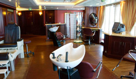 Azamara spa fitness Salon