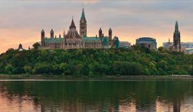 Ottawa City Skyline
