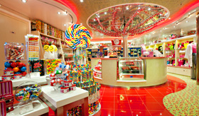 Carnival Cherry on Top Candy Store