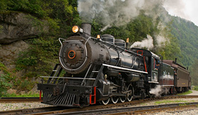 Carnival Cruise Lines steam train adventure