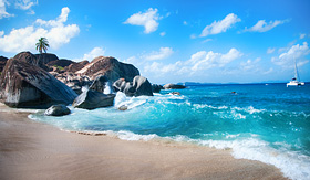 Carnival Cruise Lines The Baths of Virgin Gorda