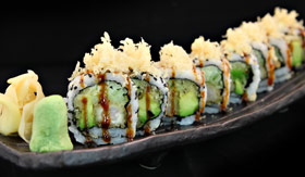 Carnival dining Bonsai Sushi