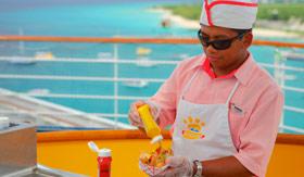 Carnival dining Seadog