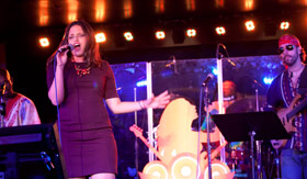 Carnival entertainment SuperStar live karaoke