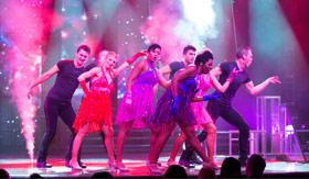 Carnival entertainment Playlist Productions
