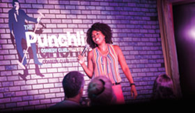 Carnival entertainment Punchliners Comedy Club