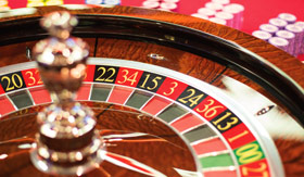 Carnival onboard activities Roulette