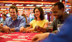 Carnival onboard activities Casino Tournaments