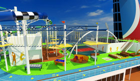 Carnival Cruise Lines Onboard Activities  Things To Do On A Carnival Cruise