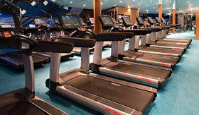 Carnival spa fitness Fitness Center