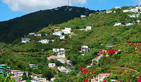 Celebrity Cruises Charlotte-Amalie St Thomas Island US Virgin Islands
