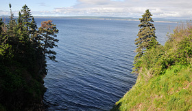 Celebrity Cruises Forillon National Park Quebec