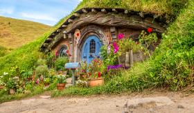 Celebrity Cruises hobbiton shire New Zealand