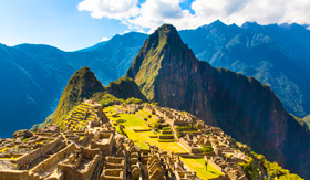 Celebrity Cruises Machu Picchu Peru South America
