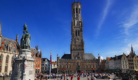 Celebrity Cruises Market Square in Belgium