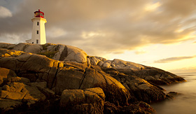 Celebrity Cruises Peggys Cove in Halifax Nova Scotia