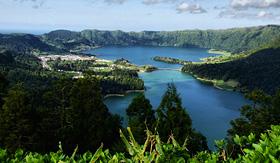 Celebrity Cruises Sete Cidades Lagoon Azores