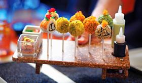 Celebrity Cruises Qsine Restaurant