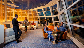 Celebrity Cruises Sky Observation Lounge
