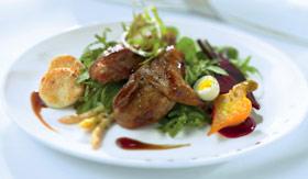 Celebrity dining Murano