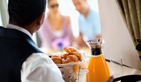 Celebrity dining Room Service