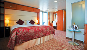 Celebrity staterooms Penthouse Suite
