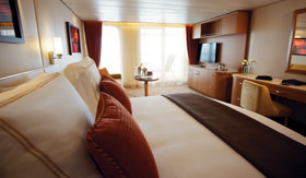 Celebrity staterooms Sky Suite