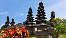 Crystal Cruises Royal Temple of Pura Taman Ayun