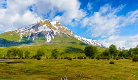 Crystal Cruises Tierra del Fuego National Park Argentina