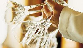 Crystal dining Room Service