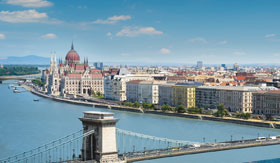 Crystal River Cruises Budapest