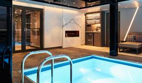 Crystal River Cruises Indoor Pool