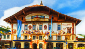Crystal River Cruises to Oberammergau