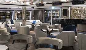Crystal River Cruises Palm Court Hosts Lectures