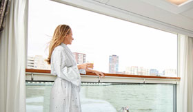 Crystal River Cruises Petite Suite