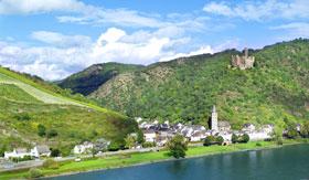 Crystal River Cruises Europe Scenery