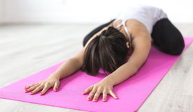 Crystal River Cruises Yoga