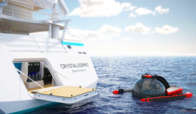 Crystal Esprit Marina and Submersible