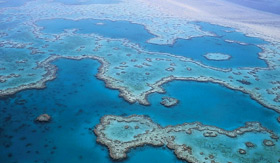 Australia's Great Barrier Reef - Cunard Line
