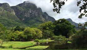 Kirstenbosch Botanical Gardens - Cunard Line