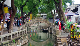 Suzhou Canals in China - Cunard Line