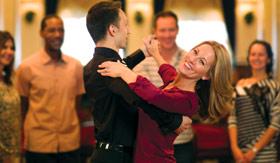Cunard onboard activities Dance Class