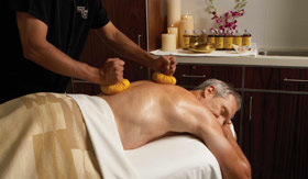 Cunard spa & fitness Canyon Ranch Spa