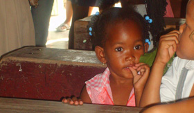Children in the Dominican Republic