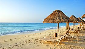 Eastern Caribbean beach