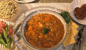 Cuban-style Soup